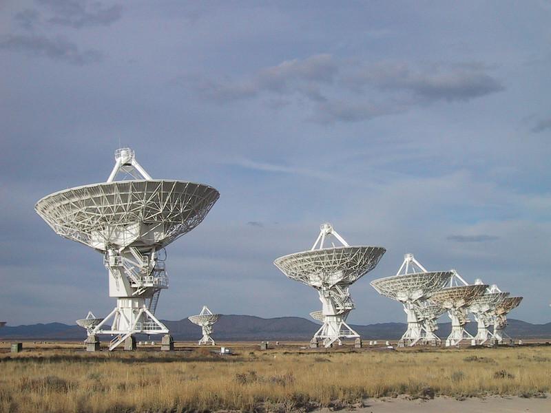Radio Telescopes