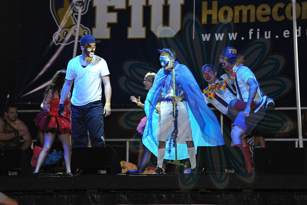 FIU Homecoming Talent Show 9-30-11