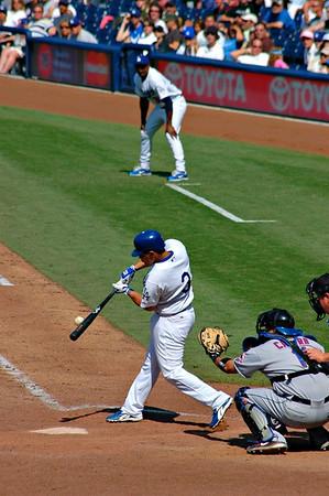 Dodger's / Mets 8/13/2005