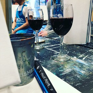 Wine and Painting Family Outing (12/23/2018)