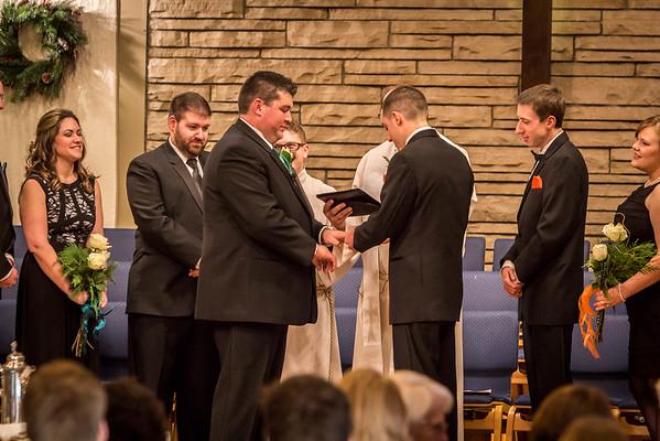 Nic's & Adams Wedding