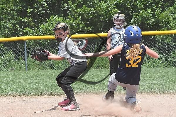 8U Softball -Bedheads