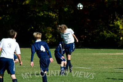 2008 Soccer Varsity