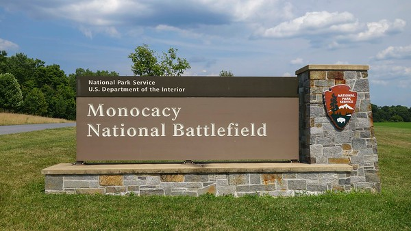 Monocacy National Battlefield - MD - 071916