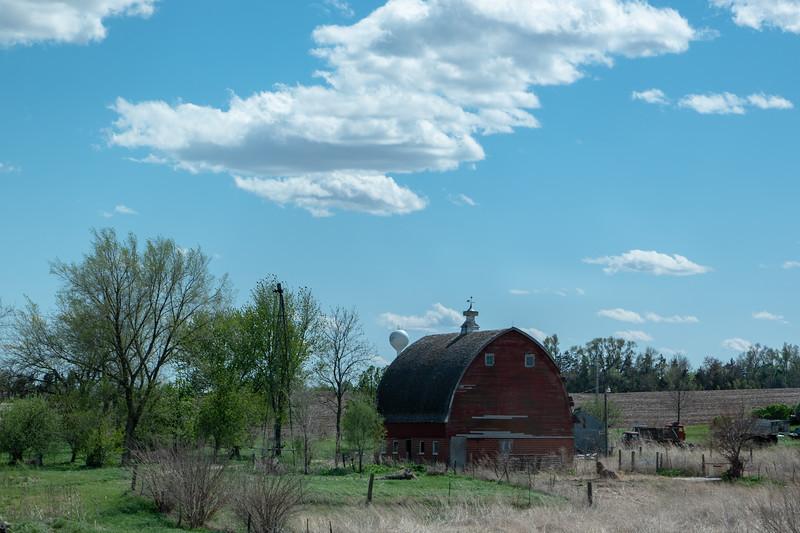 Southern Nebraska Barn
