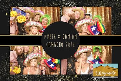 Amber+Damian ~ Engagement Photobooth