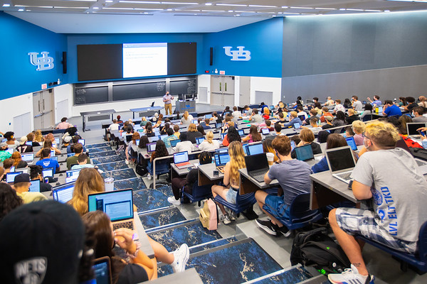 210359 Political Science, 101 Lecture, Jacob Neiheisel, Renovated Lecture Hall, NSC
