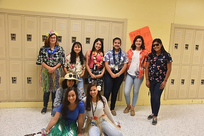 2018 Red Ribbon Hawaiian Day
