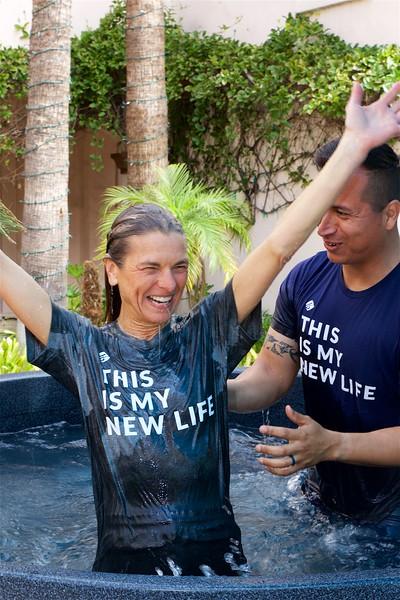 2019-03-10 Baptism