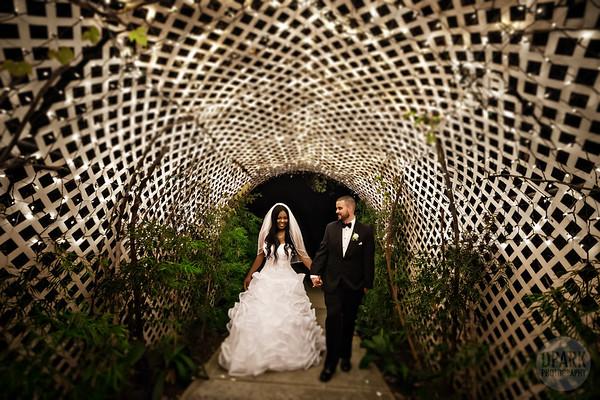 Ty & Nicholas Wedding