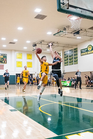 Men's Basketball vs San Diego Miramar