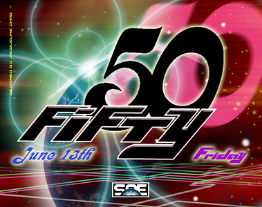 50 Fifty June 13