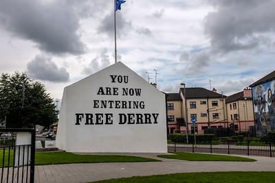 Free Derry, Co. Derry