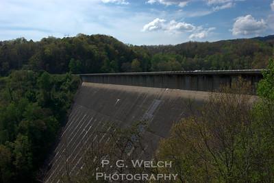 Day 4 - Fontana Dam - 20080423