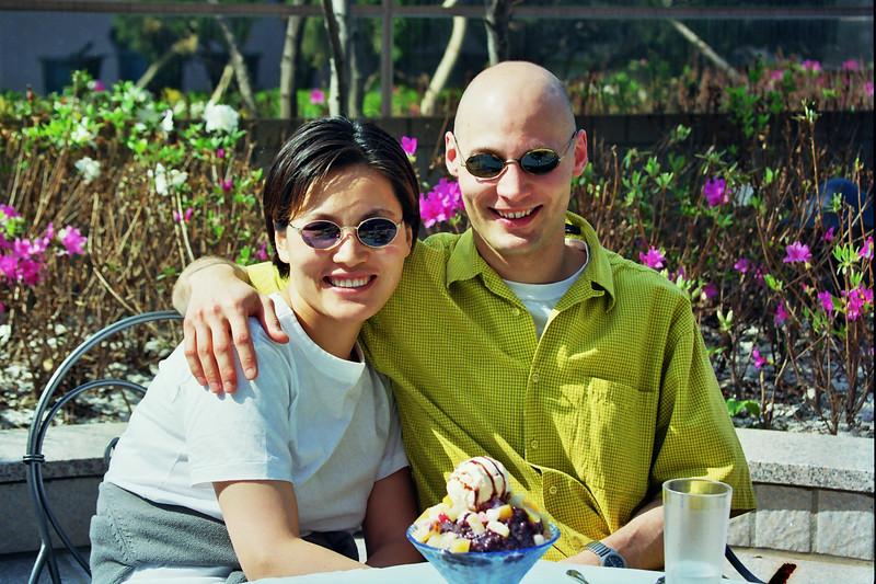2001 Rick and MiJung Lotte Department Store Ilsan Korea.jpg