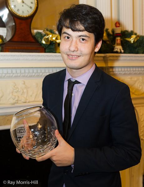 David Howell won the British Knockout Championship