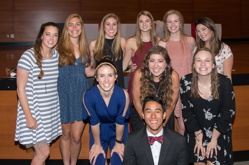 Athletic Banquet, 2016