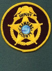 Chambers Sheriff