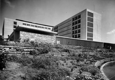 Beilinson General Hospital, Petach Tikva - 1950-1970