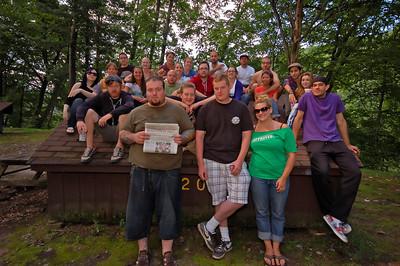 Camping-Landers River Trips 09