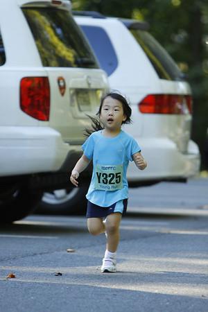 Cabin John Kids Runs 2012