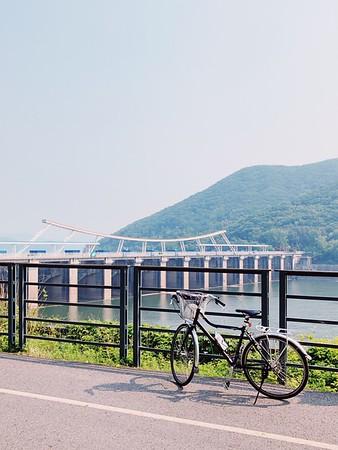Namhangang Bike Trail