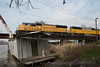 Union Pacific<br /> Morley (Brusly), Louisiana<br /> February 22, 2011