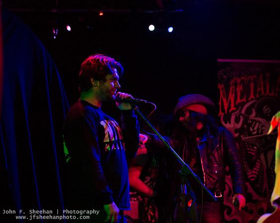 Metalachi at Revolution 3/26/17