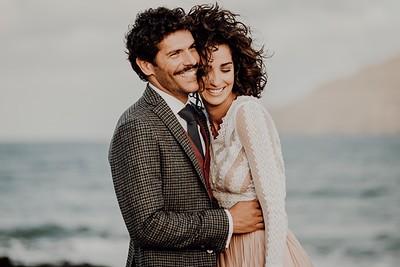 Karen & Carlos en Lanzarote
