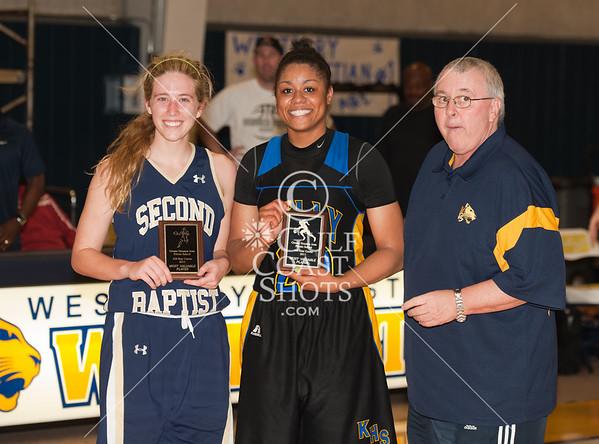 2011-03-12 Basketball Girls HAPS All-Star Game @ Westbury