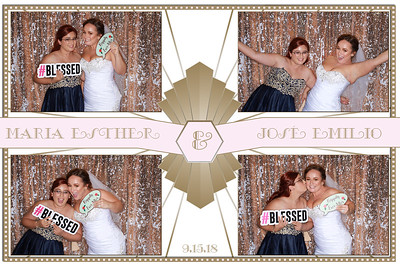 Esther and Jose's Wedding