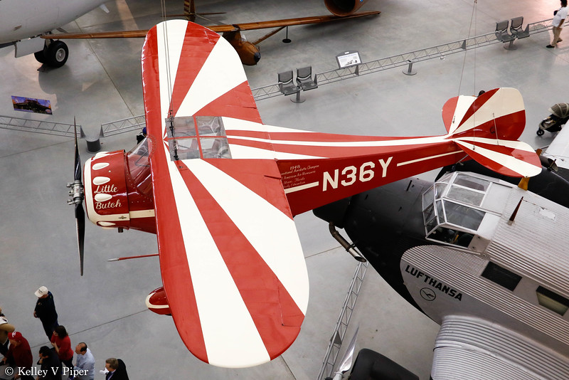 """Monocoupe 110 Special """"Little Butch"""""""