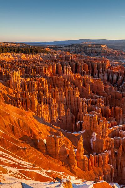 Landscape Photography in Bryce Canyon