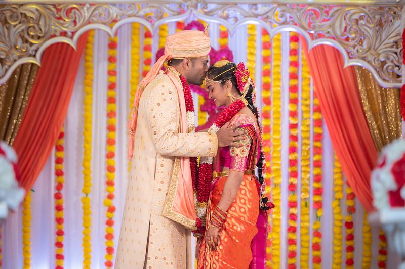 Shwetha Sharath Wedding