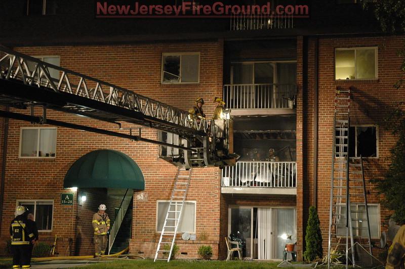 5-29-2009(Camden County)GLOUCESTER TWP 1501 Little Gloucester Rd.-All Hands Apartment