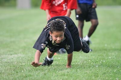 2007_08_15 Football Practice