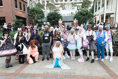 Katsucon 2018 J-Fashion