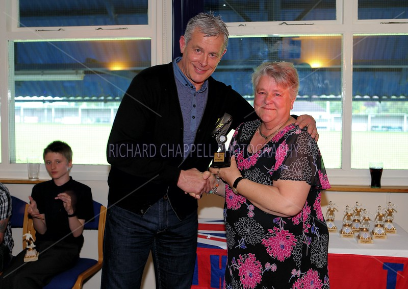 Chippenham Town Ability Counts End of Season Presentation Night
