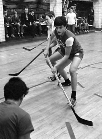 #27. January 18 -- Intramural Hockey.