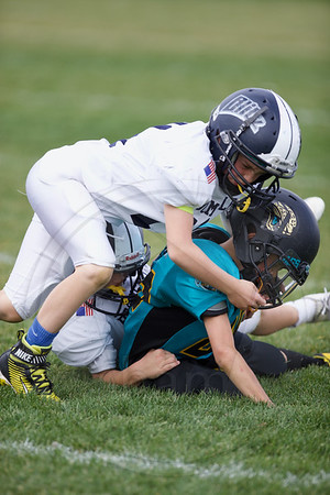 Blitz vs N. Metro 4th Grade