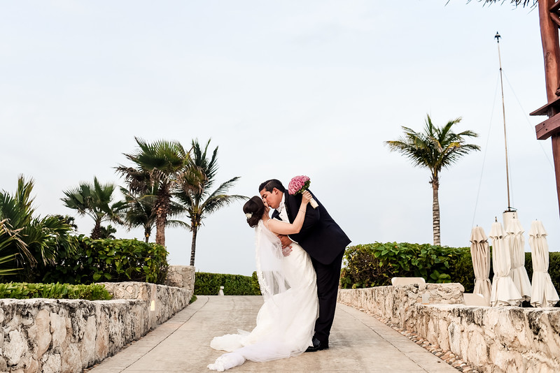 cpastor / wedding photographer / wedding C&A - Riviera Maya, Mx