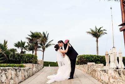 cpastor / wedding photographer / wedding C&A - Riviera Maya, Mx