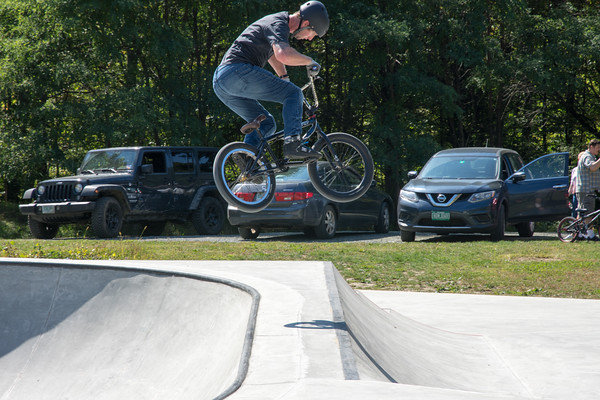 3rd Annual Rusty Berrings Skatepark Day