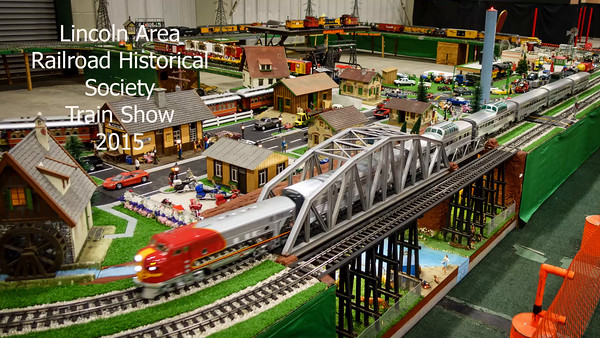 LARHS Train Show 2015