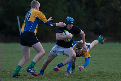 Mount Temple vs CBS Naas Senior Cup Rugby