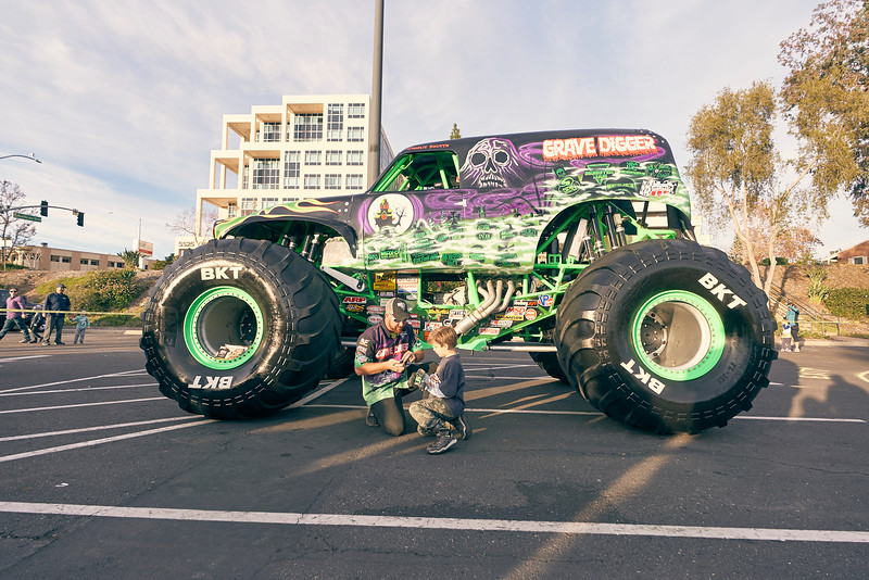 Grossmont Center Monster Jam Truck 2019 82.jpg