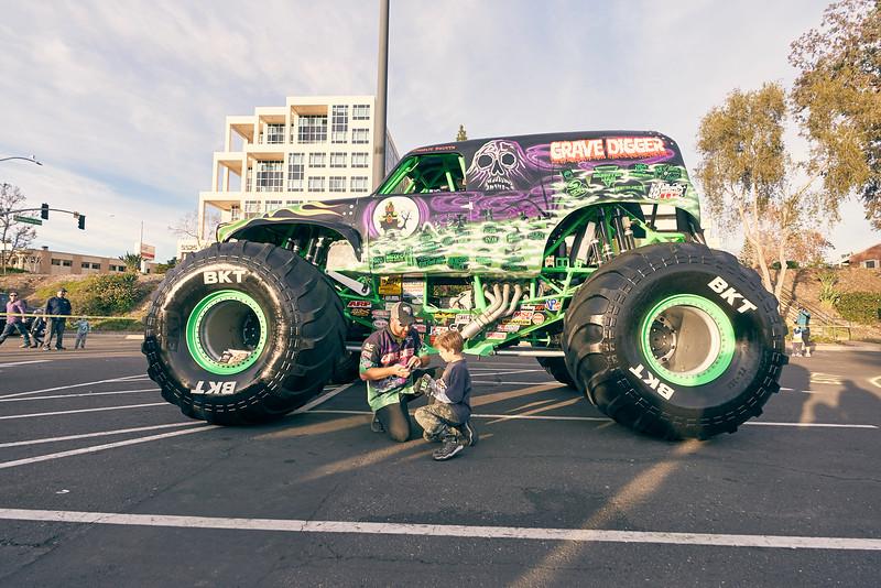 Grossmont Center Monster Jam Truck 2019 82.jpg