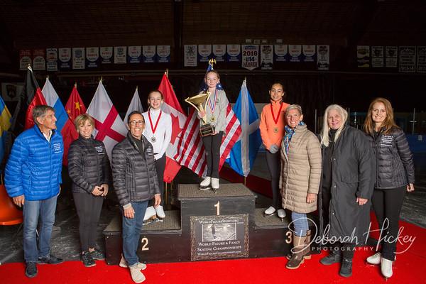 2018 Junior World Figure & Fancy Skating Championship