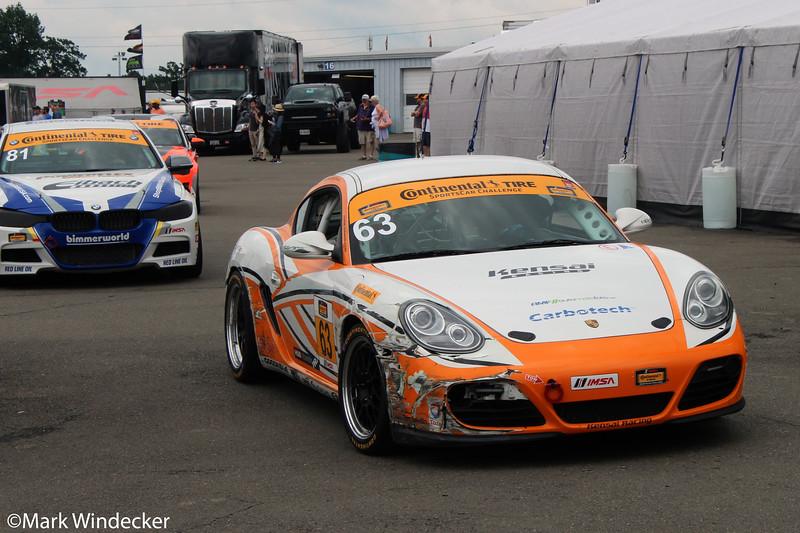 ST Kensai / DXDT Racing Porsche Cayman