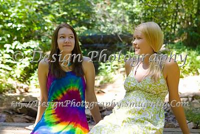Becki and Sarah